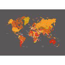 160 x 230cm 90 150cm World map Flag Banner for Bar Party Home Office