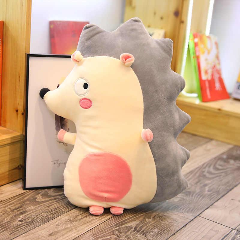 Surprising Hedgehog Giraffe Monster Bear Cow Stuffed Plushie Pillow Theyellowbook Wood Chair Design Ideas Theyellowbookinfo