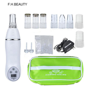 Diamond Micro Dermabrasion Skin Peeling Beauty Machine Vacuum Removal Blackhead Acne Remove Face Cleaning Facial Care