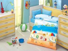 Комплект постельного белья для новорожденных ALTINBASAK, DENIZ