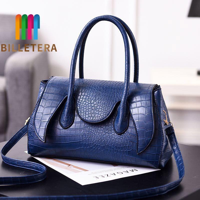 BILLETERA Fashion Trendy Women's Handbags Leisure Female Shoulder Bags