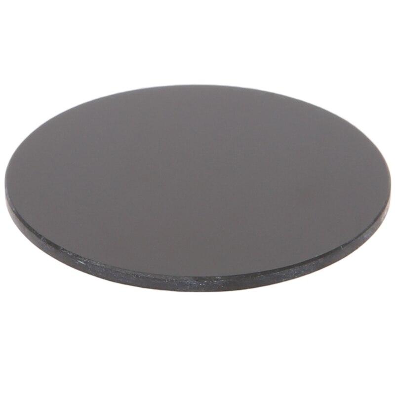 ZWB2 Ultraviolet UV Band Pass Filter UV Flashlight Diameter 17mm/19.5mm/20.5mm/26mm/28mm/25mm/42mm Thickness 1.5mm/1.9mm/2mm