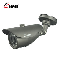 Keeper 1080P 2.0MP Full HD AHD Outdoor Waterproof Metal Bullet Security Surveillance CCTV Video Camera With 24PCS IR LED