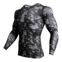 Компрессионные колготки с длинным рукавом для велоспорта, бега, бодибилдинга, велосипедная одежда, одежда для велоспорта, Спортивное нижнее белье
