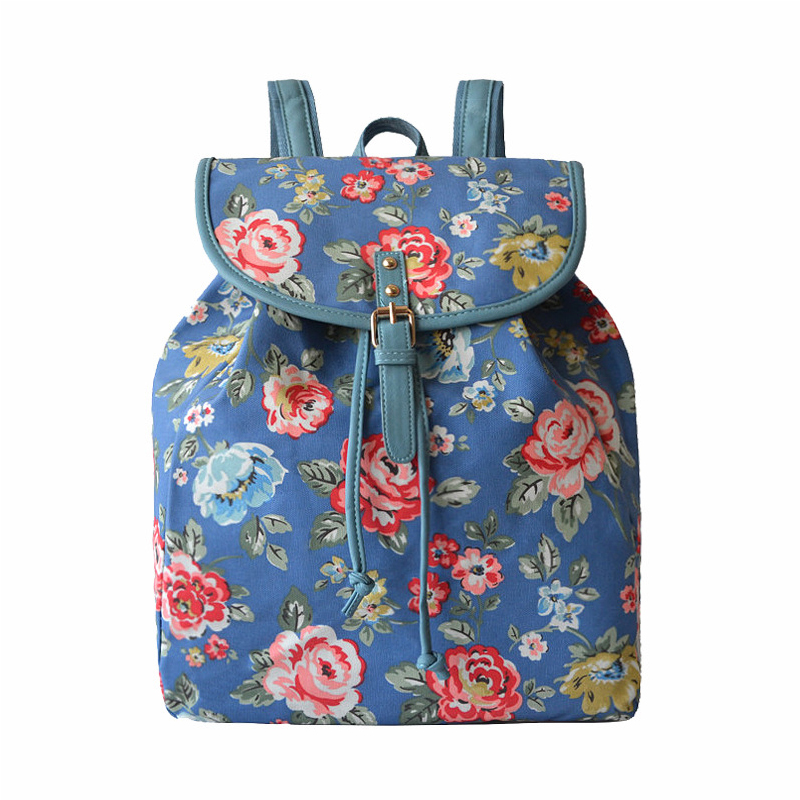 Homeda New Fashion Printing Women Backpack Casual Travel High Capacity School Bag Mochila Escolar Feminina Z0095 voyjoy t 530 travel bag backpack men high capacity 15 inch laptop notebook mochila waterproof for school teenagers students