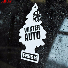Winter Auto Fresh Sticker Decal Vinyl Car JDM Window Drift Funny Low