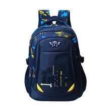MVK Children Backpack Teenagers Boys Girls School Backpack For Children Waterproof Large Capacity Backpack For Student Kids Bag