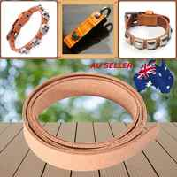 100cm DIY Genuine Leather Belt Strap Veg Tanned Leather Craft Handmade Belt Blank Cowhide Strip Full-Grain Strip Strap backpack