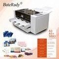 A3/A3/SRA3 BateRady full-auto card cutter,High precision card cutter,name card,business card cutting machine,CE certificate