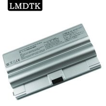 LMDTK New 6cells laptop battery FOR SONY VAIO VGC-LJ VGC-LB15 VGN-FZ SERIES FZ50B FZ90S PCG-3A1M VGP-BPS8  free shipping