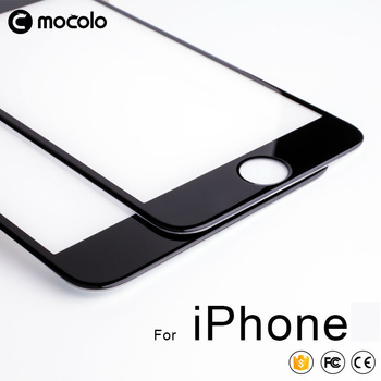 for iPhone 8 7 6 6s SE 2020 Screen Protector Mocolo Full Glued 9H 3D Tempered Glass for iPhone X Xs Xs Max XR Screen Protector