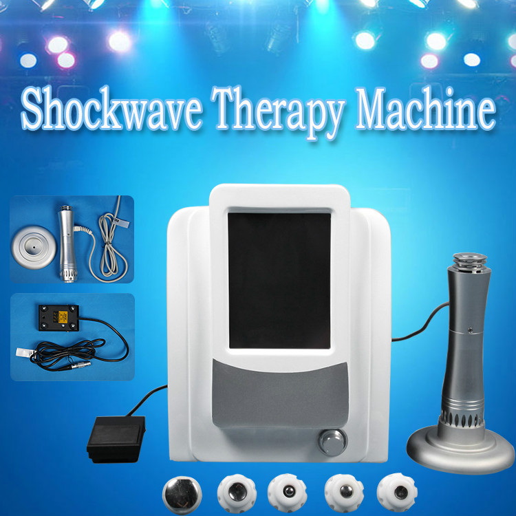 Portable Physical Therapy Shockwave Back Pain Relieve Shock Wave SW8 Beauty Equipment Shockwave Therapy Device