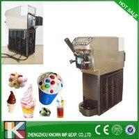 Germany compressor automatic mini ice cream machine/electric ice cream maker without refrigerant