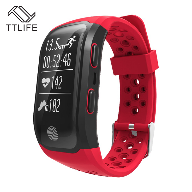 TTLIFE S908 Smart Watch Fitness Tracker Pulsometer Waterproof Bracelet Gps Bluetooth Watch for phones and Xiaomi and Huawei ttlife fashion smart watch sleep monitor wearable fitness tracker waterproof ip54 smart bracelet for xiaomi iphone 7 ios android