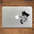 """Молодая Goku дракон мяч аниме мультфильм наклейка для ноутбука Apple Macbook термоаппликации Macbook 11 """" 13 """" 15 """" Adesivo Pegatina пара ноутбуков"""