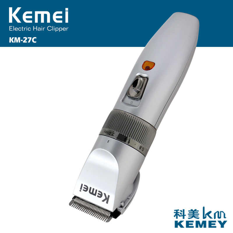 Kemei rechargeable shaving machine hair cutting beard trimmer maquina de cortar o cabelo kemei hair clipper hair styling tools