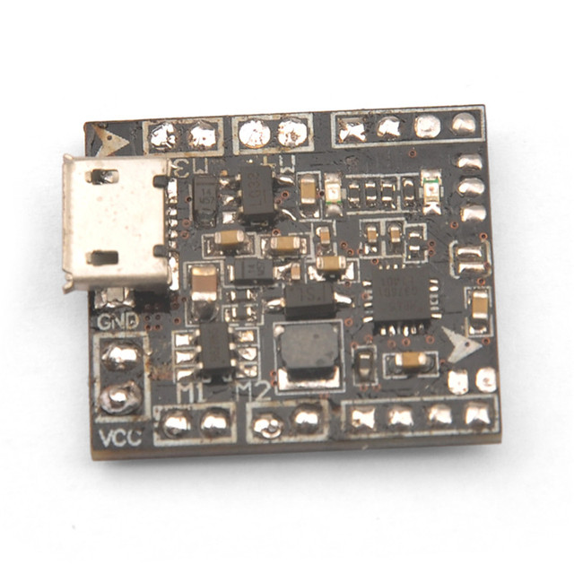 Eachine Tiny 32bits F3 Brushed Flight Control Board Based On SP RACING F3 EVO For Micro FPV Frame