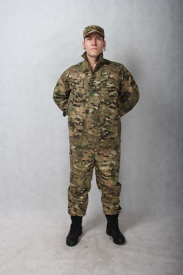 ФОТО 1 Set Coat+pant Military A-tacs FG Army Combat Uniforms Tactical Wargame Suit military uniform free shipping
