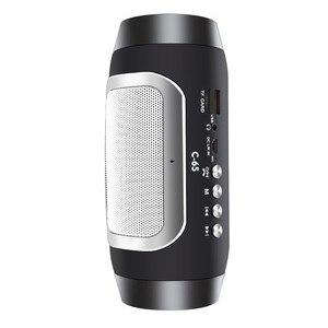 Image 3 - TOPROAD Bluetooth Speaker Draadloze Kolom Colunas Luidsprekers voor Computer caixa de som Ondersteuning TF FM Radio Soundbar Luidspreker
