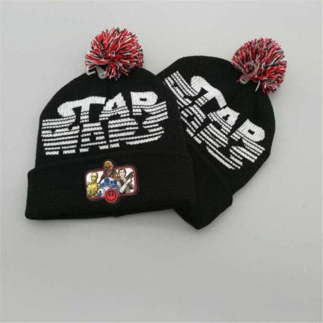 Вязаная шапка Звездные войны