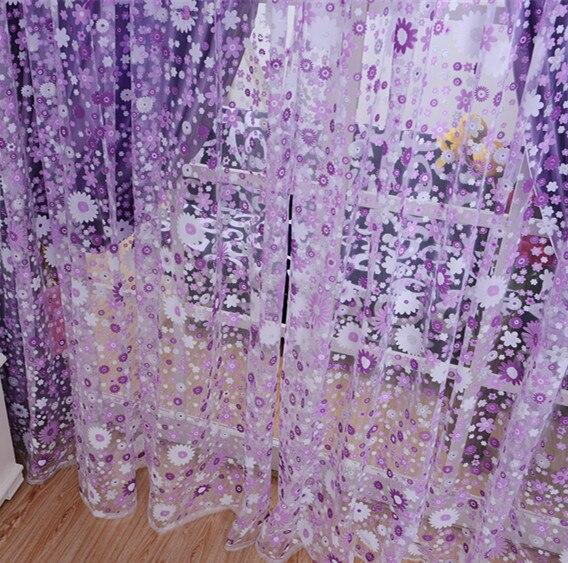 Aliexpress.com : Buy Tulle Window Curtains Drapes Diy Hot Sale ...
