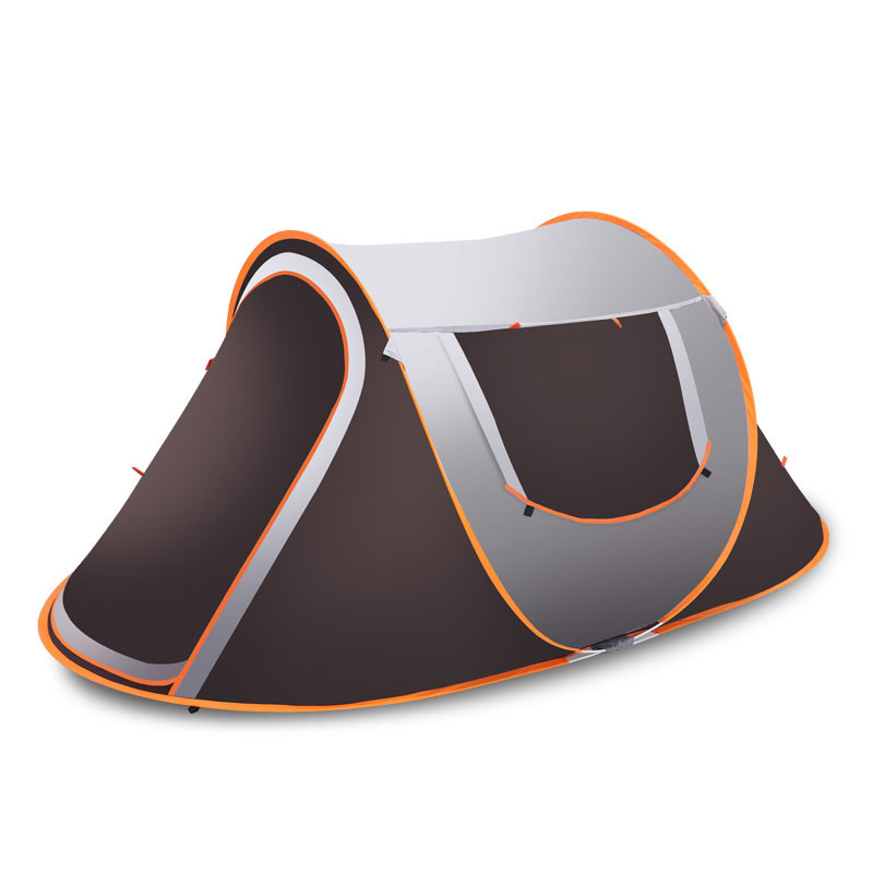 Outdoor5-8 Persons Automatic Speed Open Pop Up Windproof Waterproof Beach C&ing Tent Large Space  sc 1 st  AliExpress.com & Online Get Cheap Gazelle Outdoors Pop up Tent -Aliexpress.com ...