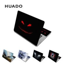 Черные наклейки для ноутбуков 15,6, 15 дюймов, кожа для ноутбука, 14 дюймов, 17 дюймов, стикер для компьютера, 13 дюймов, 12 дюймов, наклейки для mac air 15/dell/hp/xiaomi 13,3/lenovo