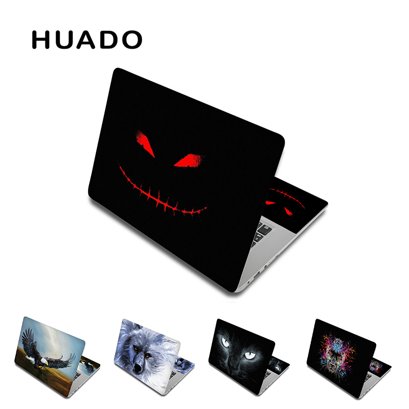 Black Notebook Stickers For 15 6 15 Laptop Skin 14 17 Computer Sticker 13 12 Decals For Mac Air 15 Dell Hp Xiaomi 13 3 Lenovo Laptop Skins Aliexpress