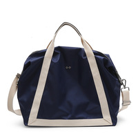 Women's Nylon Travel Yoga Gym Sport Bag For Women Fitness Handbag Tote Waterproof Shoulder Sports Bags Crossbody Pouch Bag