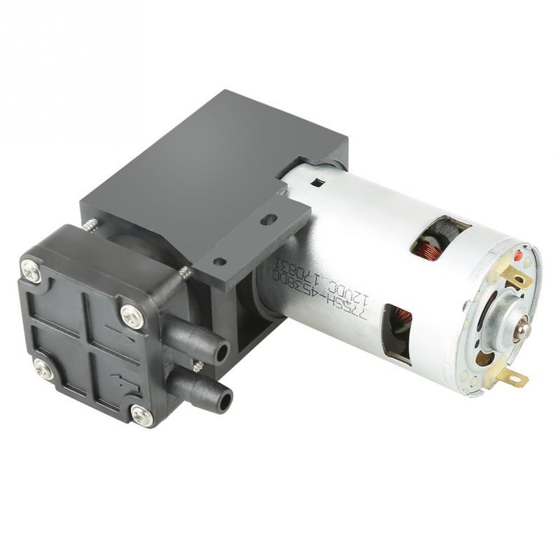 Sanitär Dc 12 V 42 Watt Mini Kleine Oilless Vakuumpumpe-85kpa Fluss 40 Lmin Werkzeuge Zubehör Heimwerker