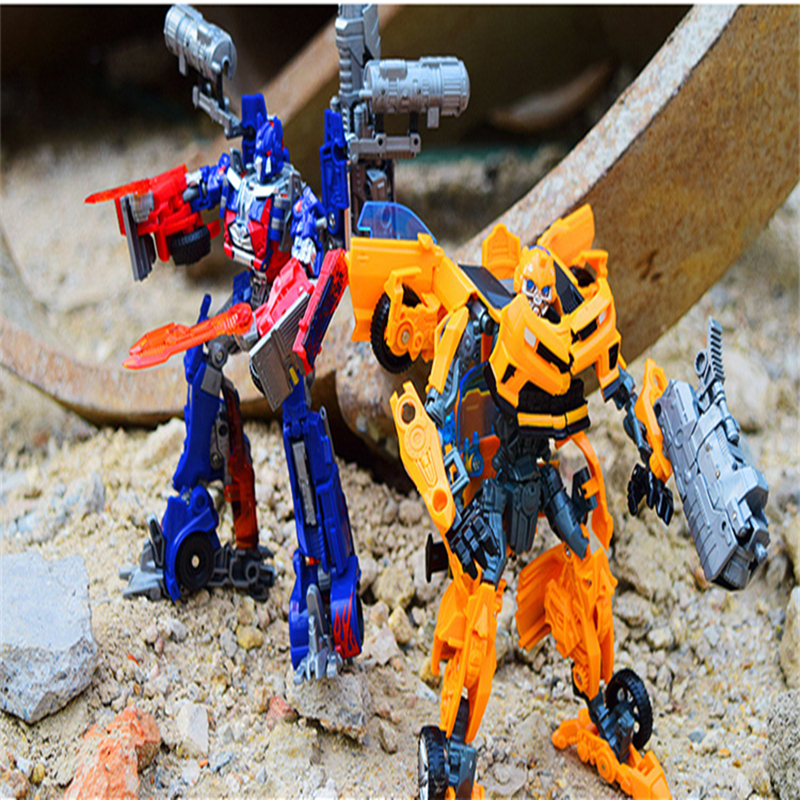 19cm Transformation Original box Big Cars Robots Action Figures Classic Toys For kids gift Juguetes Figuras Transformador hot original box transformation dinosaurios juguetes anime car brinquedos robot action figures kids dinosaur toys chicos regalos