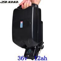 36V Ebike 500W 36V 10AH 12 5 AH 13AH 15AH elektrische fahrrad batterie 36V 12AH lithium-batterie fit 36V 250W 350W 500W motor freies duty