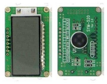 Hilfreich Noenname_null 4-digits Segment Lcd Panel Module 3,0 V Ohne Hintergrundbeleuchtung Mpu 1bit Serielle Daten Schnittstelle Guter Geschmack Unterhaltungselektronik