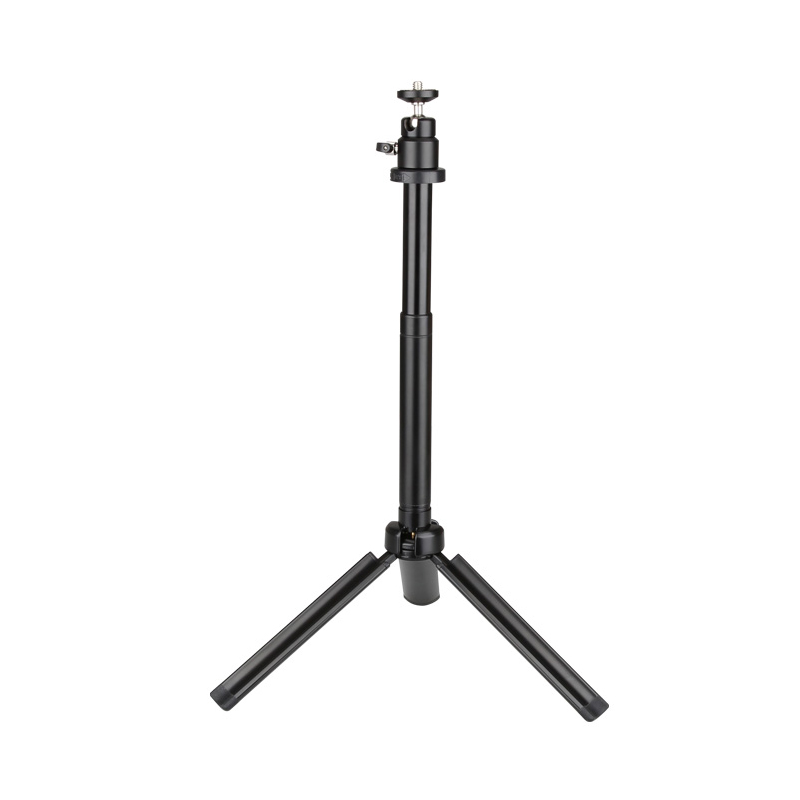 Portable Aluminum Tripod Adjustable Monopod for DJI OSMO Handheld 4K Camera Support 360 Degree Roating Head