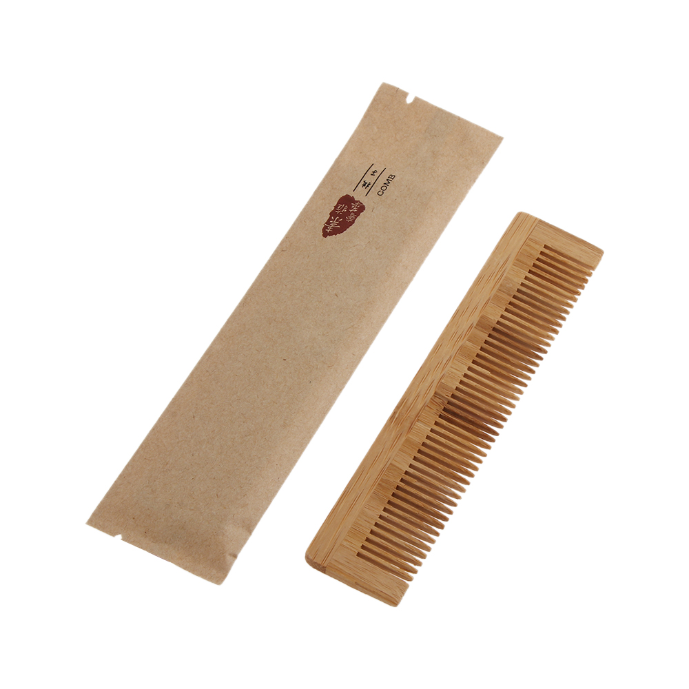1Pcs High Quality Bamboo Comb Massage Hair Vent Brush Brushes Hair Care And Beauty SPA Massager Wholesale Hair Care Comb