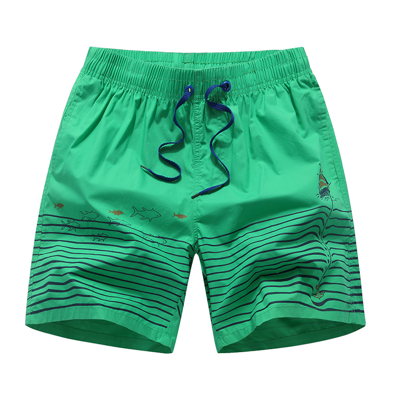 MENSWORE Mens Shorts Summer New Beach Pants Male Quick Dry Shorts Pants Loose Large Size Swimming Trunks Men 3XL