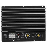 VODOOL 12V Auto Audio Amplifier Power Subwoofer Sound Amplifier Board 100W 150W Car Stereo Audio Subwoofer