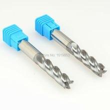 SLONS S200-12 * 12 * 100L HRC50 12 мм диаметр хвостовика твердосплавные концевые фрезы для станков с чпу