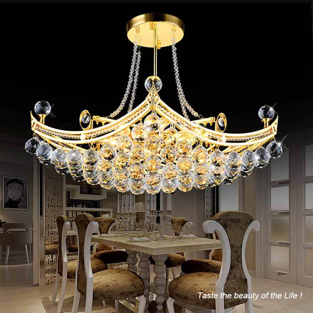 Whole Factory Price New Crystal Chandelier Classic European Style Lighting Fixture Re Lamp Fast Shipping In Chandeliers From Lights