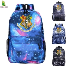 Harri Potter Teenager Backpacks School Bags Designer Bagpack Student Notebook Travel Backpack Mochila Masculina Mochilas Mujer
