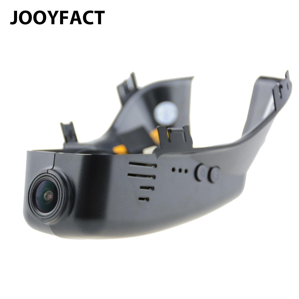 JOOYFACT A1 Car DVR Registrator Digital Video Recorder Dash Cam 1080P Night Vision Novatek 96658 IMX 323 for VOLVO S60 S80