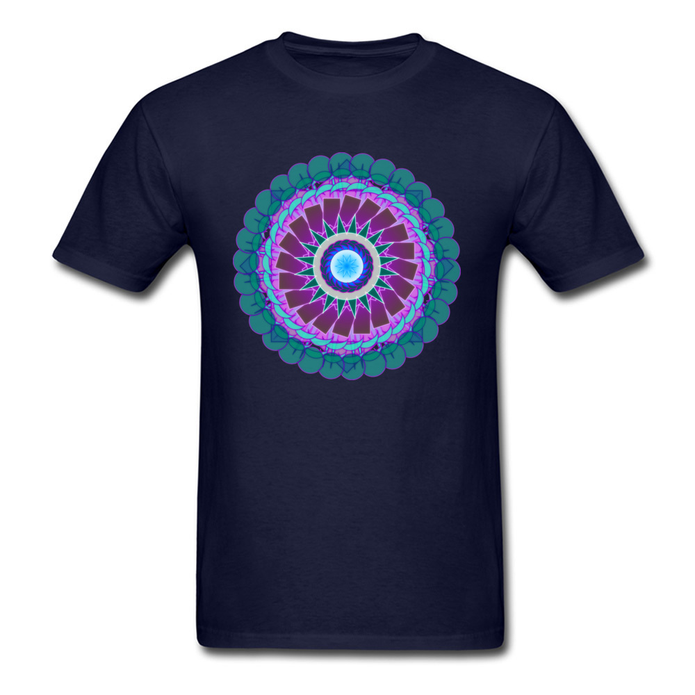 Mandala - Essence of Fluorite_navy