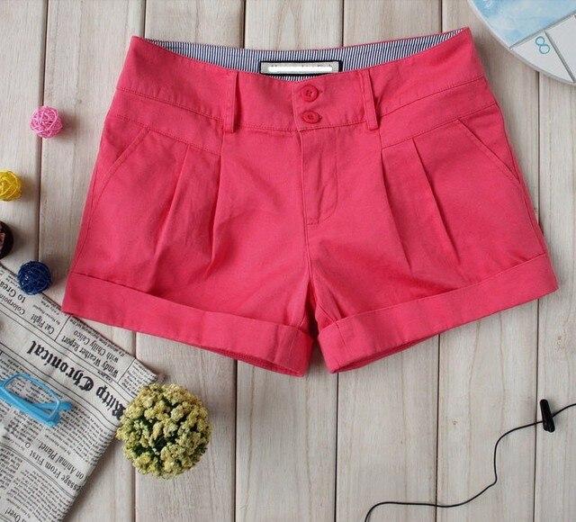 1572afb327 Korean New 2013 Summer Women Short Pants Casual Skinny Hot Pants Fashion  Crimping lady shorts Free