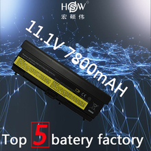 New 6600mah Laptop battery 42T4708 42T4709 42T4710 51J0499 51J0500 for Lenovo ThinkPad E40 E50 T410 T410I T420 T510 SL410 SL510 new original for lenovo thinkpad e50 30 e50 70 e50 80 top screen cover lcd rear shell