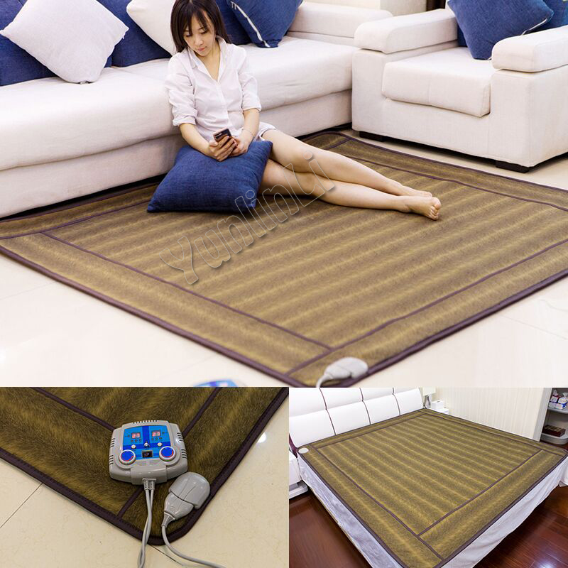 Household Electric Blanket Floor Heating Cushion Electric Heating Blanket Carbon Crystal Floor Heating Cushion CDC-001 ...