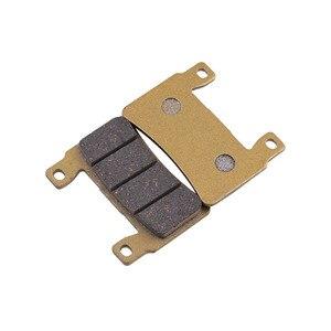 Image 3 - 6 חתיכות דיסק בלמי אופנוע חלקי טמפרטורה גבוהה בלם Pad חריץ עבור CBR 600 F4 F4i אופנוע אבזרים