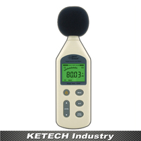 AR824 цифровой звук тестер, децибеллометр, Шум анализатор