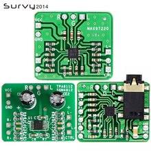 Sgm4812 tpa6132 max97220 усилитель для наушников дифференциальный