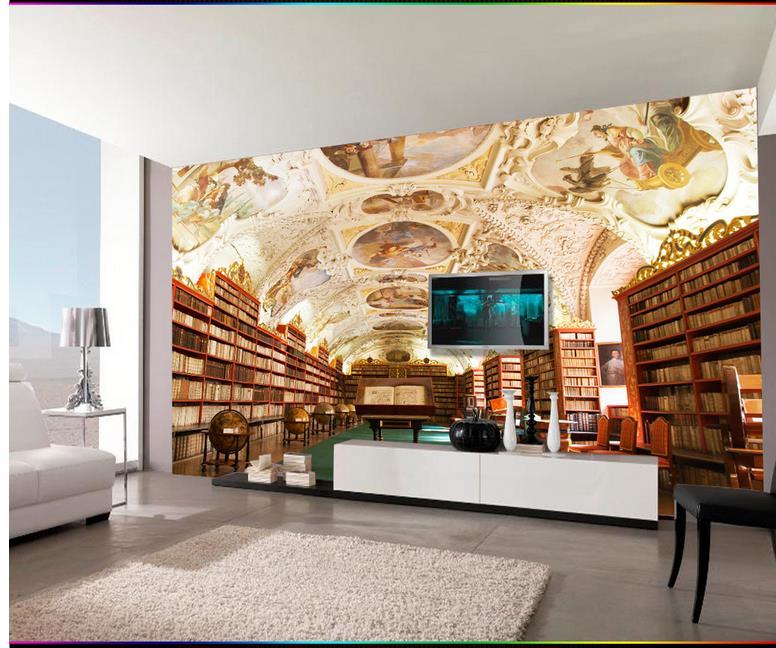 Custom 3d Wallpaper 3d Wall Murals Wallpaper 3 D Building