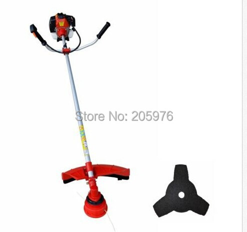 2019 New Model 52CC Easy carry  whipper snipper grass trimmer brush cutter with seveal blades as bounus2019 New Model 52CC Easy carry  whipper snipper grass trimmer brush cutter with seveal blades as bounus